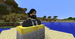 John Wick 3D Statue Minecraft Map & Project