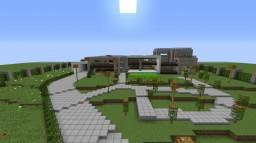 quartier de villa moddee Minecraft Map & Project