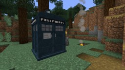 AtomikTM's Tardis 2.0 (Updated by TheDoctorLink) Minecraft Map & Project