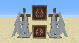 Vex Elytra Vanilla Add-on Minecraft Texture Pack