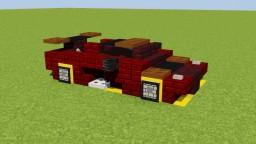 Koenigsegg Agera RS Minecraft Map & Project