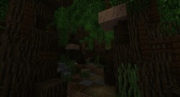 Custom Roofed Forest Minecraft Map & Project
