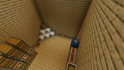 Giant Redstone Survival House Minecraft Map & Project
