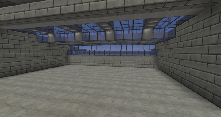 Here is another room located over the lounge.