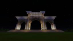 Great Triumphal Arch - Wielki Łuk Triumfalny Minecraft Map & Project