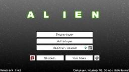 Alien Minecraft Texture Pack