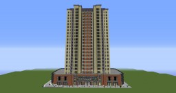 All interior 23 storeys  download Minecraft Map & Project