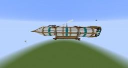 Ramuh class Air-ship Minecraft Map & Project