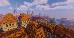 The guardpath of Benelior [UHC] [WIP] Minecraft Map & Project