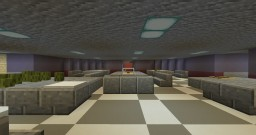 """Among Us Map Recreation """"The Skeld"""" Minecraft Map & Project"""