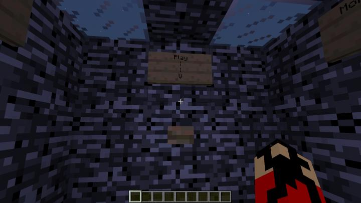 minecraft adventure map horror hostel