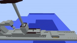 Westerplatte4 1939 CtB Minecraft Map & Project