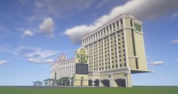Desert inn Hotel&Casino Las vegas Minecraft Map & Project