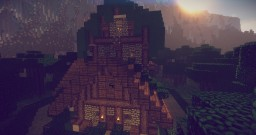 Forest House V2 Minecraft Map & Project