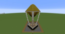 Cricket World Cup Trophy Minecraft Map & Project
