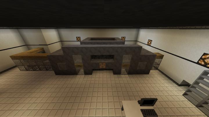 SCP sito 19 Minecraft Server