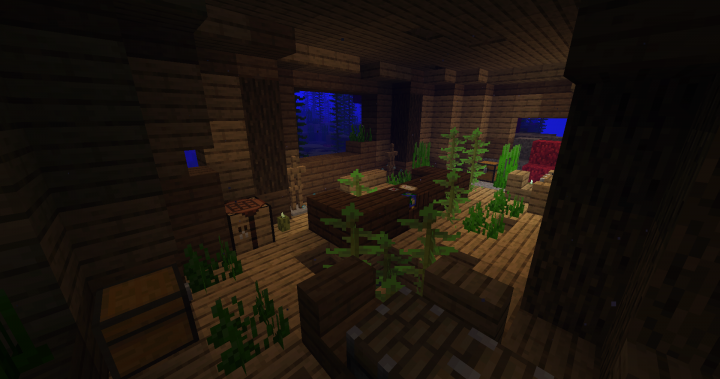 GEOMINECRAFT: A Realistic Geology Survival Adventure Map