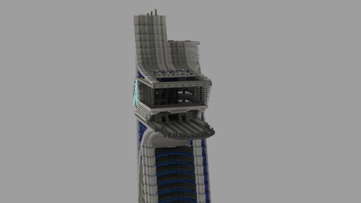 Avengers Tower Hangar