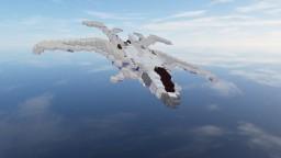 "RI-22C ""Skyblade"" Minecraft Map & Project"