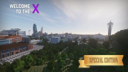 NEXCity X Minecraft Map & Project