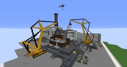 Chernobyl Few Months After explosion Minecraft Map & Project