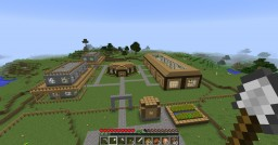 Survival Base Minecraft Map & Project