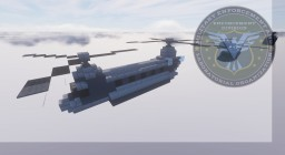 M.E.L.O. — Multi-Personnel Large Transport Minecraft Map & Project