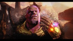 Thanos Disintegration Minecraft Map & Project