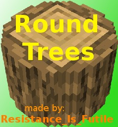 Round Trees by Resistance_Is_Futile Minecraft Texture Pack