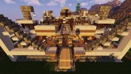 Mini Spawn Minecraft Map & Project