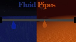 Fluid Pipes (1.14+) Minecraft Data Pack