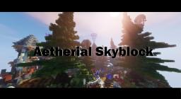 Aetherial Skyblock Minecraft Server