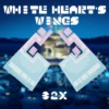 32x White Heart Elytra (Optifine Required!)