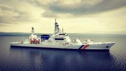 Patrol Vessel - Rạchgiá class, coast guard Minecraft Map & Project