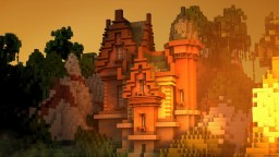 ISLAND MANOR Minecraft Map & Project