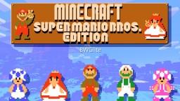 Minecraft - Super Mario Bros. Edition 1.15 Minecraft Texture Pack