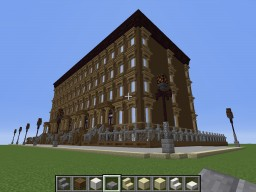 Townhouse from New York City Minecraft Map & Project