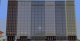 Getúlio Vargas Avenue Minecraft Map & Project