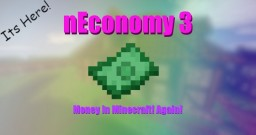 (1.15.2) nEconomy 3.0 - The #1 Economy Datapack in Minecraft! - Money and Shops in Minecraft! Minecraft Data Pack