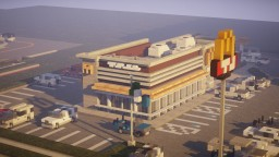 Modern McDonald's | TRS Minecraft Map & Project