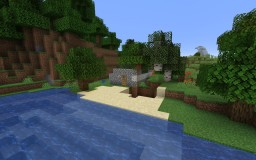 Pewdiepie's Episode 1 House Minecraft Map & Project