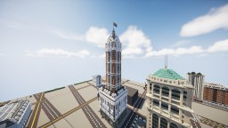 Ringer Building | New Limesville City | State of New Limesville | United Citrus States Minecraft Map & Project