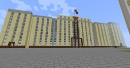 [SOC] State Duma building [Mod] for kremlin project. Minecraft Map & Project