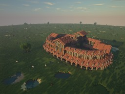 St. Amadou's Priory Minecraft Map & Project