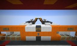 Blazing Race [ 2-Players Parkour Challenge ]  1.10 - 1.14.4 + Minecraft Map & Project