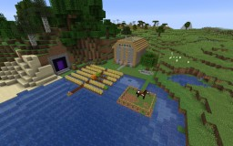 Pewdiepie's Episode 3 House Minecraft Map & Project
