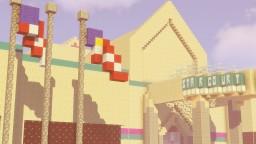 STARCOURT MALL (Stranger Things Season 3) Minecraft Map & Project
