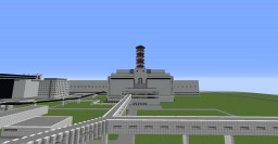 Chernobyl Nuclear Power Plant (1985) (PLEASE READ UPDATE) Minecraft Map & Project