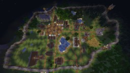 Roleplay Village Minecraft Map & Project