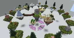 Gwars - A SkyWars Map for 1.12.2+ (16 Spawn Islands) Minecraft Map & Project